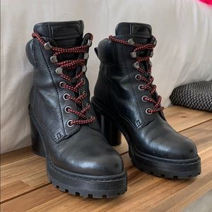6ff136f0fc8 Marc Jacobs Crosby Hiking Boots